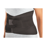Procare Sacro-Lumbar Support with Compression Straps - On Back