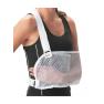Procare Universal Mesh Shoulder Immobilizer - On Arm