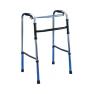 Procare Anodized Aluminum Adjustable Fold-Up Walker