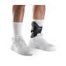 Aircast AirLift PTTD Brace - Inner 3/4 View - On Ankle