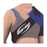 Dura*Soft Shoulder Wrap - On Shoulder