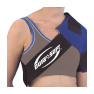Dura*Soft Shoulder Wrap - On Shoulder