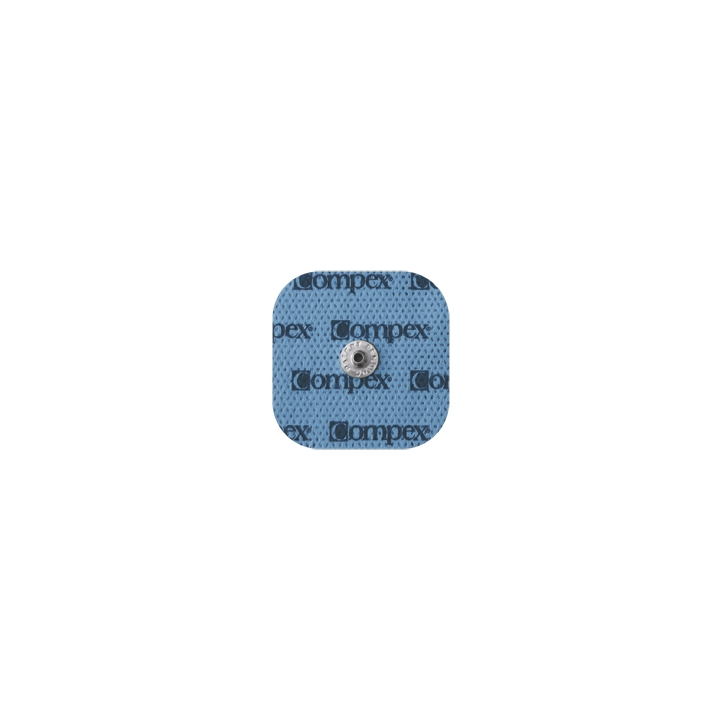 Easy Snap Gel Electrodes  - 2x2