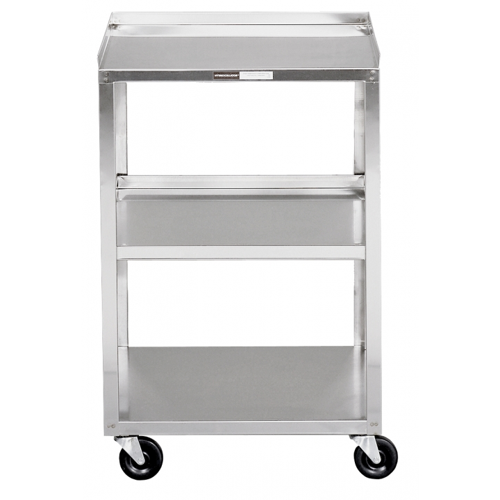 Stainless Steel Cart   Model MB T