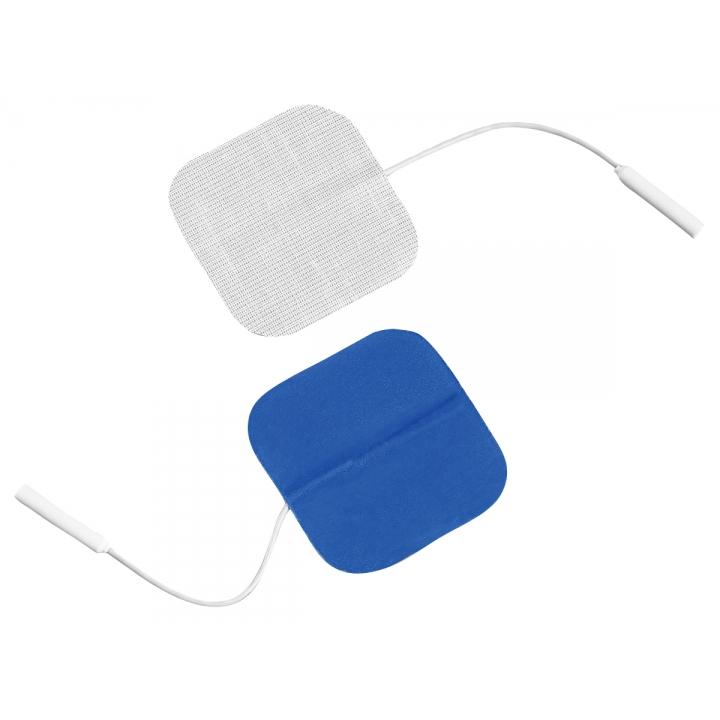 Dura-Stick Supreme Blue Gel Self-Adhesive Electrodes