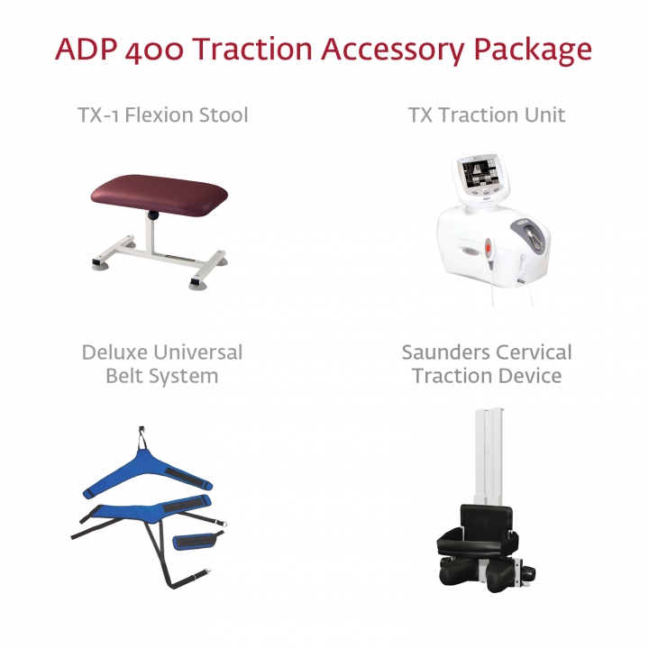 ADP 400 Traction Accessory Package