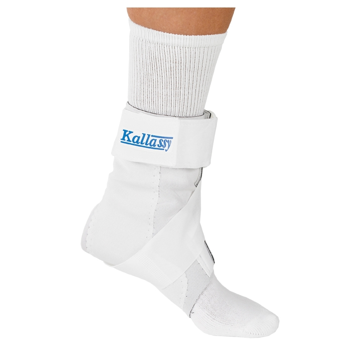 Procare Kallassy Ankle Support - On Ankle