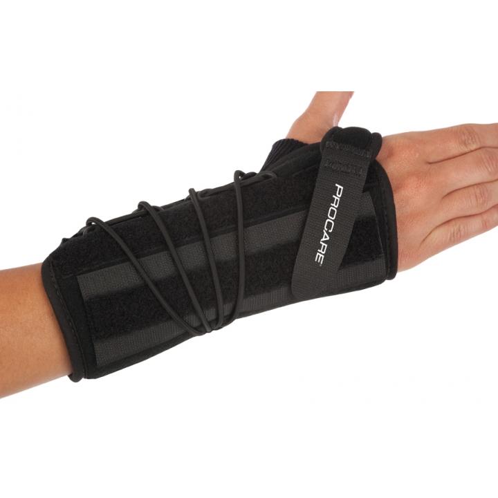 Procare Quick-Fit Wrist II - On Wrist