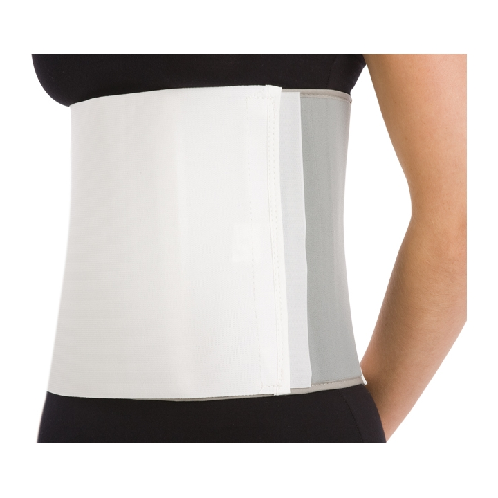 Procare 10 Universal Abdominal Support - On Person