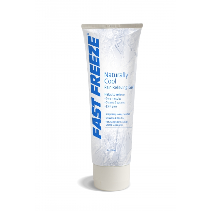 Fast Freeze Gel Tube 4oz