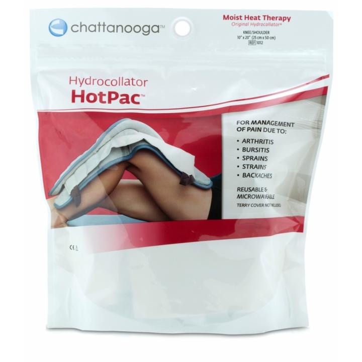 Hydrocollator Hotpac Set Packaging