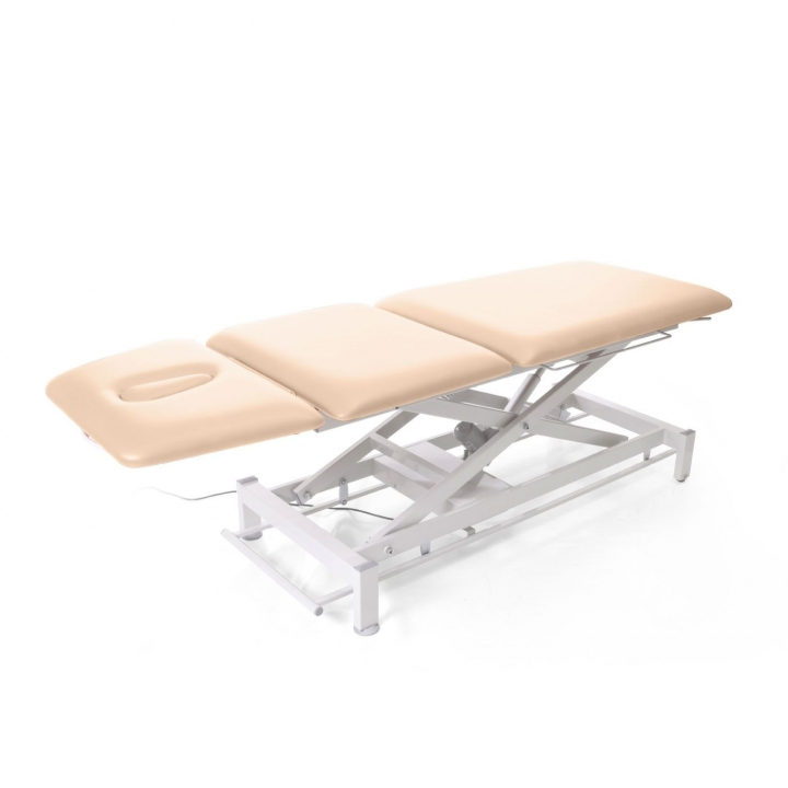 Galaxy 3 Section Table - Beige