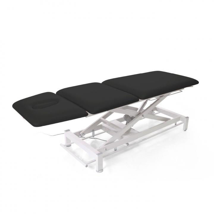 Galaxy 3 Section Table - Black