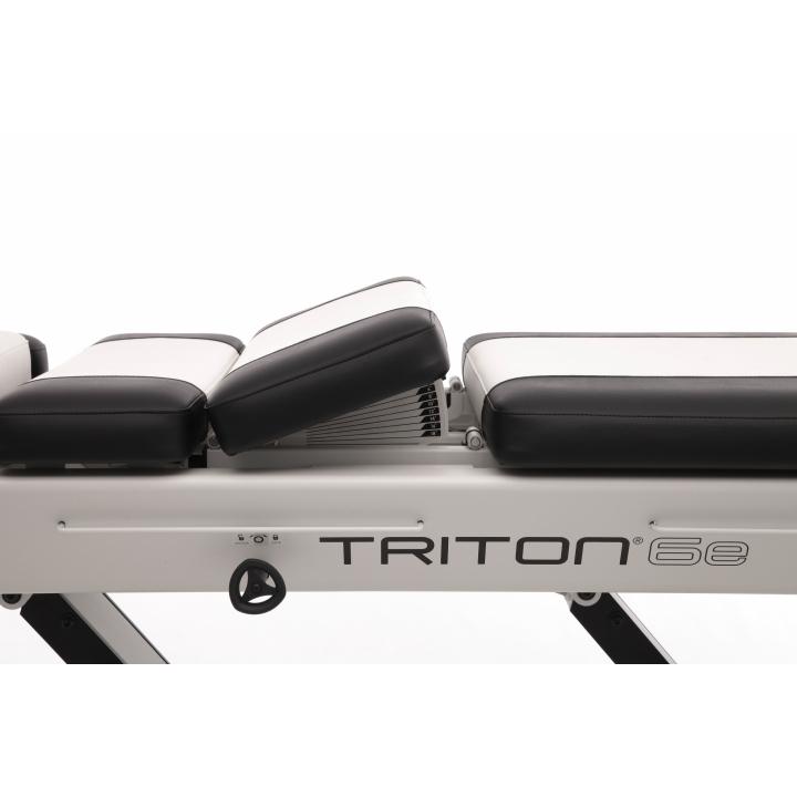 Triton 6E Traction Table Electronic - closeup