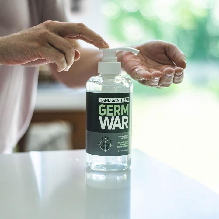 Germ War - Pump
