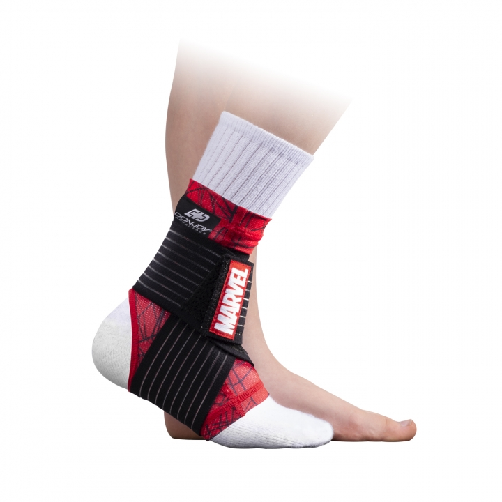 DonJoy® Advantage Figure-8 Ankle Support Featuring Marvel - Spiderman