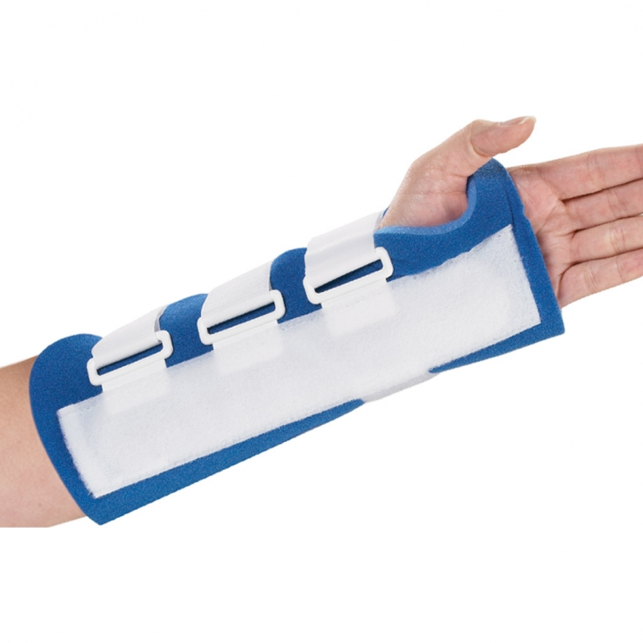 Universal Foam Wrist and Forearm Splint