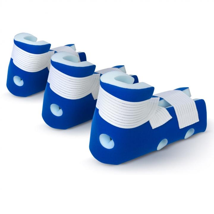 heel relief boot djo global