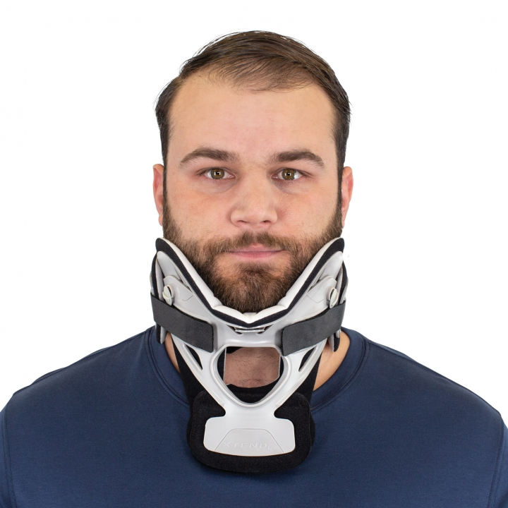 ProCare XTEND 174 Cervical Collar - on person