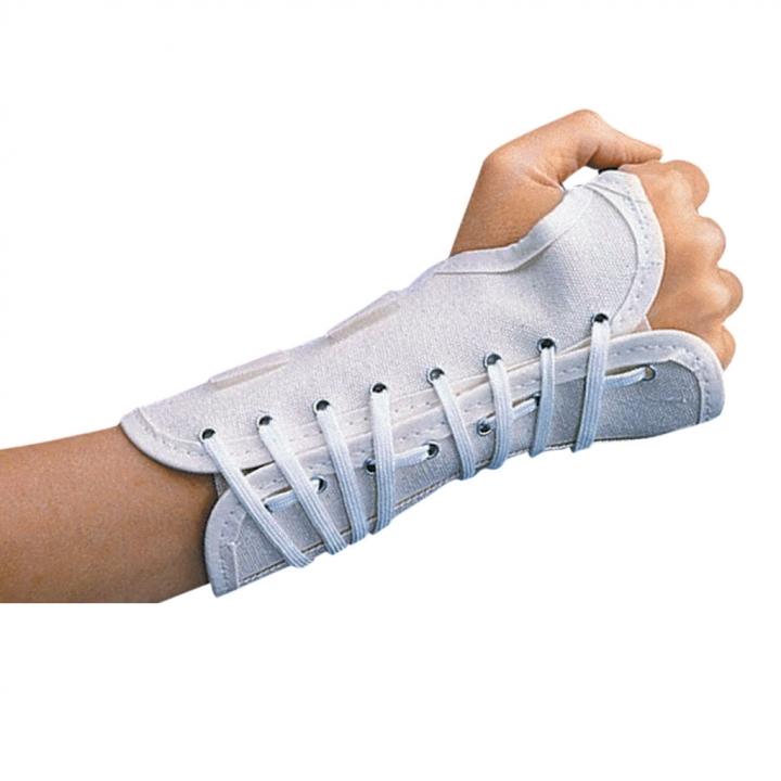Cock-Up Splint - on arm