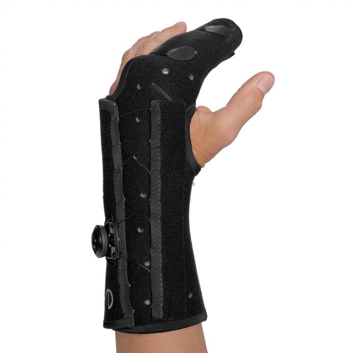 Exos - Radial Gutter Fracture Brace