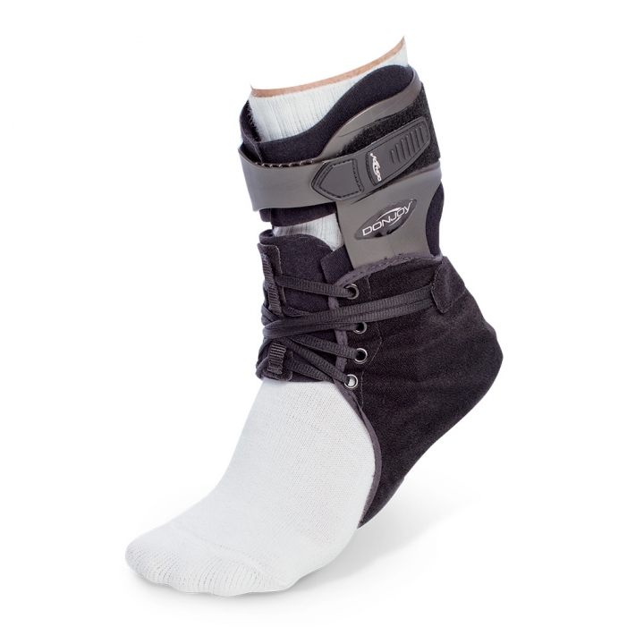 Velocity ES - on ankle