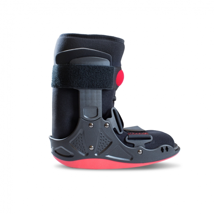 ProCare XcelTrax Air Ankle - Side View