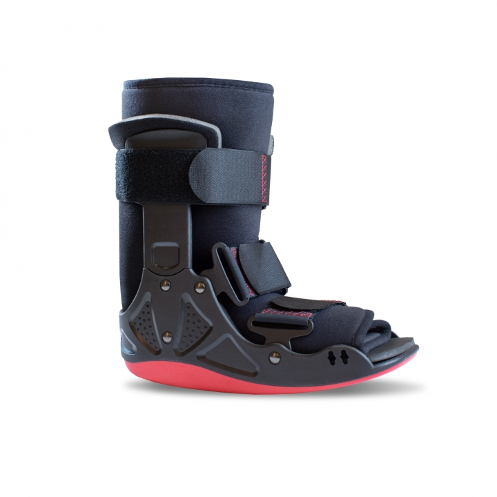 Procare XcelTrax Ankle - Side View