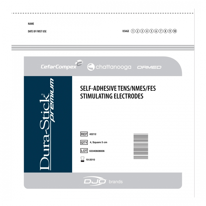 Dura-Stick® Plus Self-Adhesive Electrodes