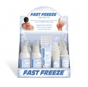 Fast Freeze Retail Countertop Display