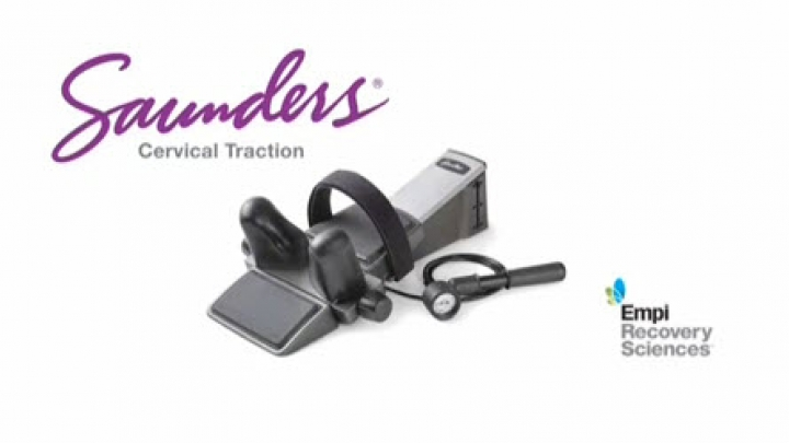 Saunders Cervical Home Traction Device Djo Global