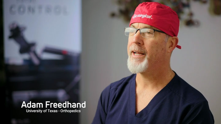 Video - Adaptable Testimonial - Adam Freehand